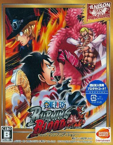 Descargar One Piece Burning Blood Anison Sound Edition por Torrent