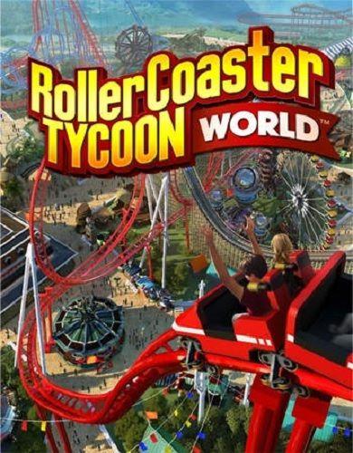 Descargar RollerCoaster Tycoon World por Torrent