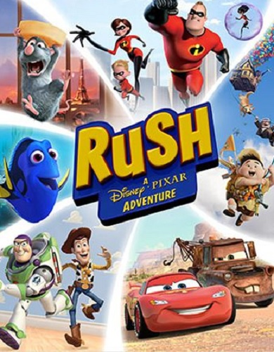 Descargar RUSH A Disney PIXAR Adventure por Torrent