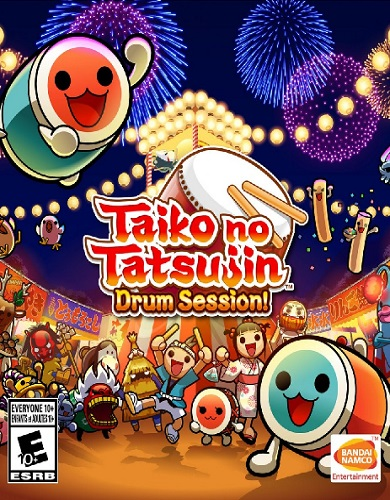 Descargar Taiko No Tatsujin Drum Session por Torrent