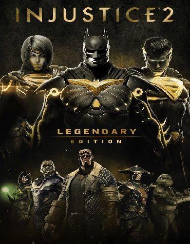 Descargar Injustice 2 Legendary Edition por Torrent