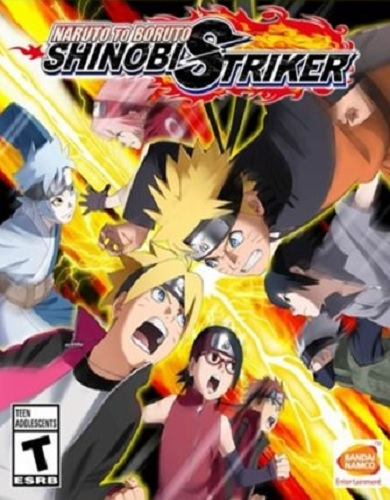 Descargar NARUTO TO BORUTO SHINOBI STRIKER por Torrent