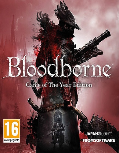 Descargar Bloodborne Game of the Year Edition por Torrent