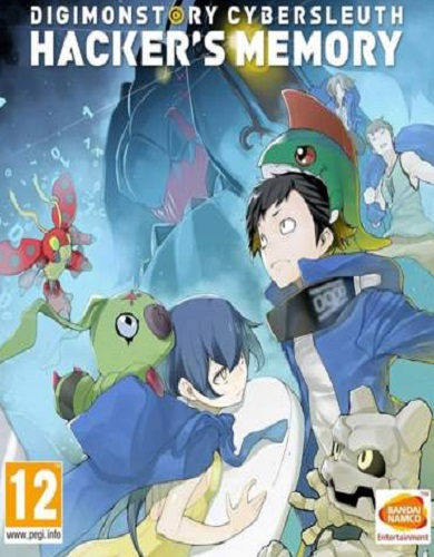 Descargar Digimon Story Cyber Sleuth.Hackers Memory TV Anime Sound Edition por Torrent