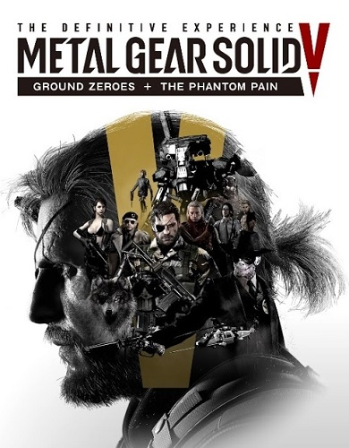 Descargar Metal Gear Solid V The Definitive Experience por Torrent