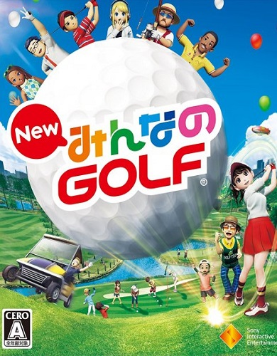 Descargar New Minna No Golf por Torrent