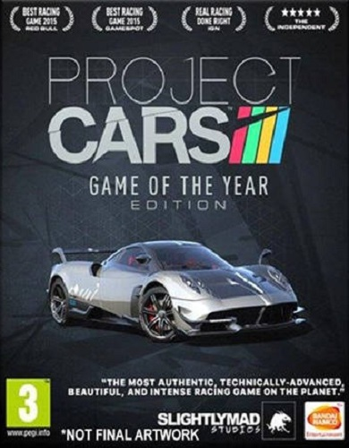 Descargar Project Cars Game of the Year Edition por Torrent