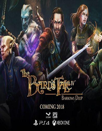 Descargar The Bards Tale IV Barrows Deep por Torrent