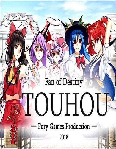 Descargar Touhou Fan of Destiny por Torrent