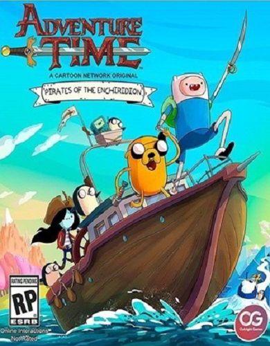 Descargar Adventure Time Pirates Of The Enchiridion por Torrent