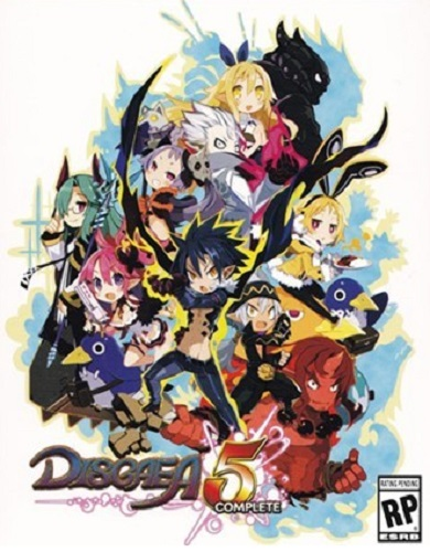 Descargar Disgaea 5 Complete por Torrent