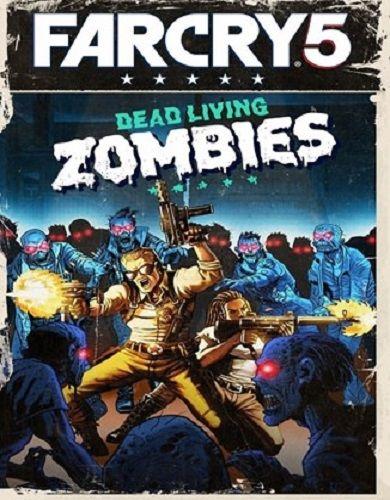 Descargar Far Cry 5 Dead Living Zombies por Torrent