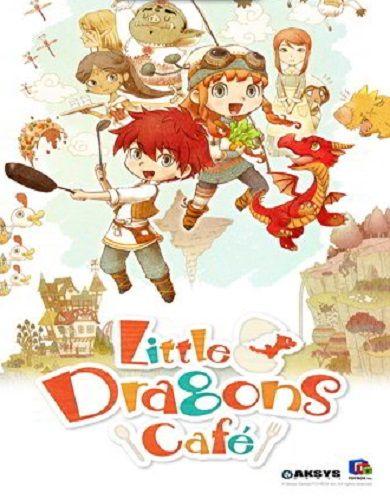Descargar Little Dragons Cafe por Torrent