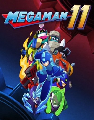 Descargar Mega Man 11 por Torrent