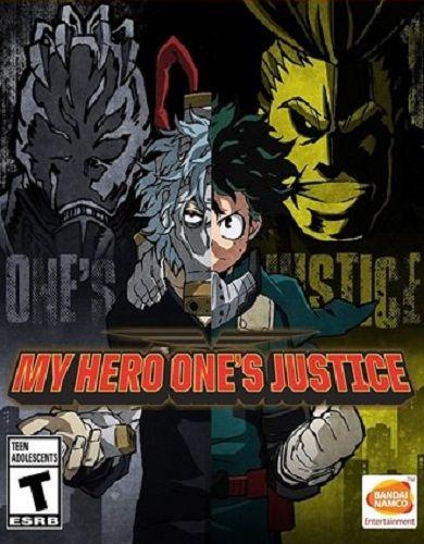 Descargar My Hero Ones Justice por Torrent