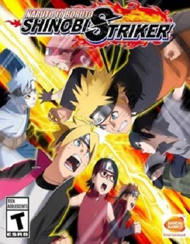 Descargar Naruto To Boruto Shinobi Striker por Torrent
