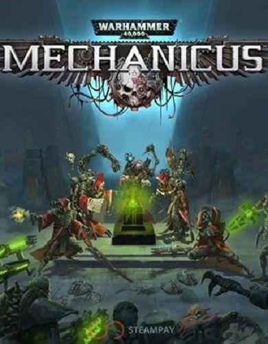 Descargar Warhammer 40000 Mechanicus por Torrent