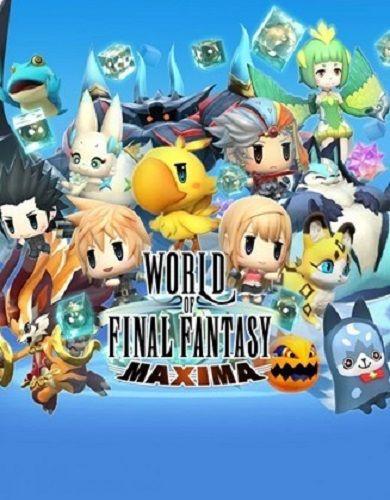 Descargar WORLD OF FINAL FANTASY MAXIMA por Torrent