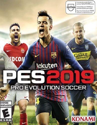 Descargar Pro Evolution Soccer 2019 por Torrent