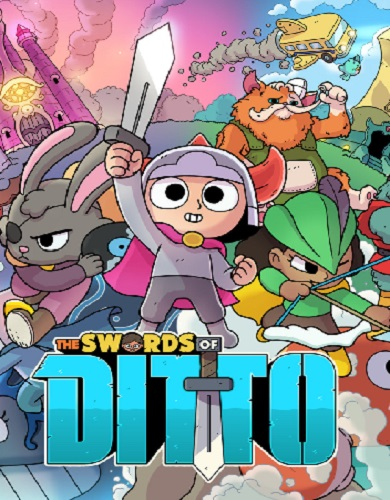 Descargar The Swords Of Ditto por Torrent