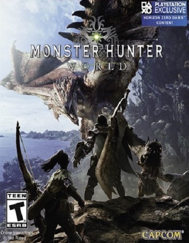 Descargar Monster Hunter World por Torrent