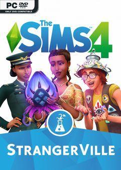 Descargar The Sims 4 StrangerVille por Torrent