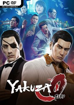 Descargar Yakuza 0 por Torrent