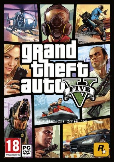 Descargar GTA V – Grand Theft Auto V por Torrent