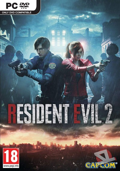 Descargar Resident Evil 2 2019 Deluxe Edition – Biohazard por Torrent