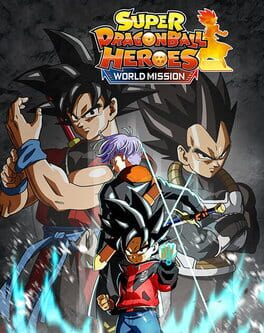 Descargar Super Dragon Ball Heroes World Mission por Torrent