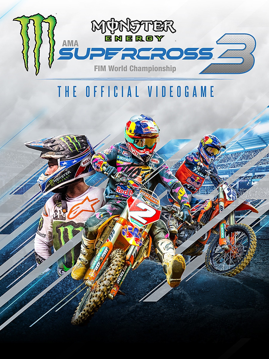 Descargar Monster Energy Supercross 3 por Torrent