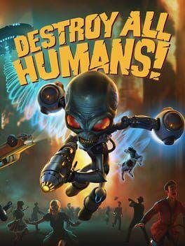 Descargar Destroy All Humans! por Torrent