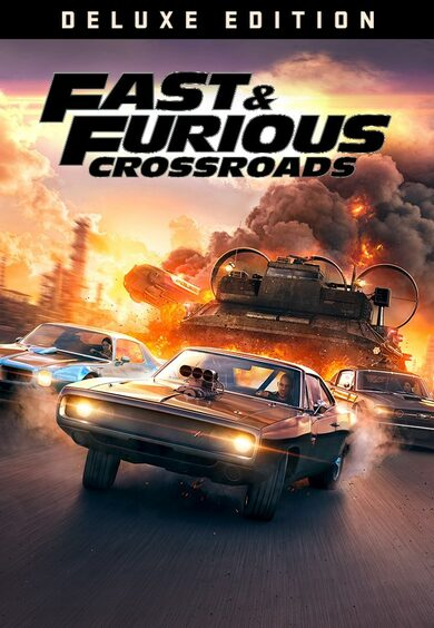 Descargar Fast and Furious Crossroads Deluxe Edition por Torrent