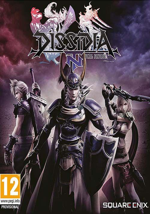 Descargar Dissidia-Final-Fantasy-NT-Deluxe-Edition por Torrent
