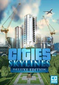 Descargar Cities Skylines Deluxe Edition por Torrent