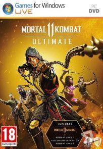 Descargar Mortal Kombat 11 Ultimate Edition por Torrent