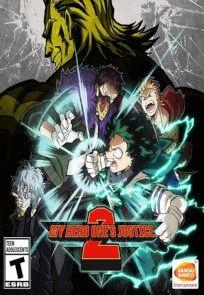 Descargar My Hero Ones Justice 2 por Torrent