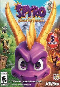 Descargar Spyro Reignited Trilogy por Torrent