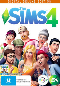 Descargar The Sims 4 Digital Deluxe Edition por Torrent