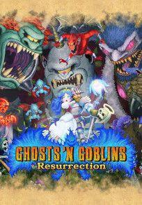 Descargar Ghosts-n-Goblins-Resurrection por Torrent