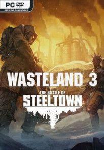 Descargar Wasteland-3-The-Battle-of-Steeltown-pc-free-download por Torrent