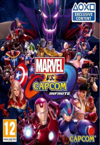 Descargar Marvel vs Capcom Infinite Deluxe Edition por Torrent
