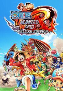 Descargar One Piece Unlimited World Red Deluxe Edition por Torrent