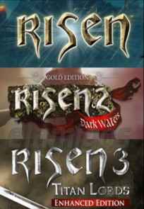 Descargar Risen Trilogy por Torrent