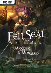 Descargar Fell-Seal-Arbiters-Mark-Missions-and-Monsters-pc-free-download-1 por Torrent
