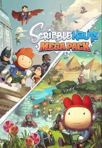 Descargar Scribblenauts-Mega-Pack por Torrent