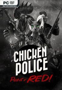 Descargar Chicken Police – Paint it RED! por Torrent