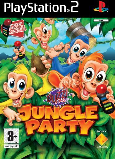 Descargar Buzz Junior Jungle Party por Torrent