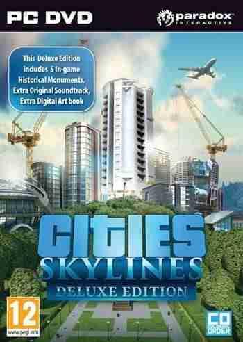 Descargar Cities Skylines Mass Transit [MULTI][CODEX] por Torrent