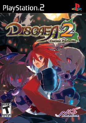 Descargar Disgaea 2 Cursed Memories por Torrent